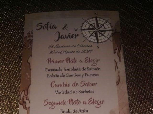 La boda de Javier y Sofia en Serradilla, Cáceres 5