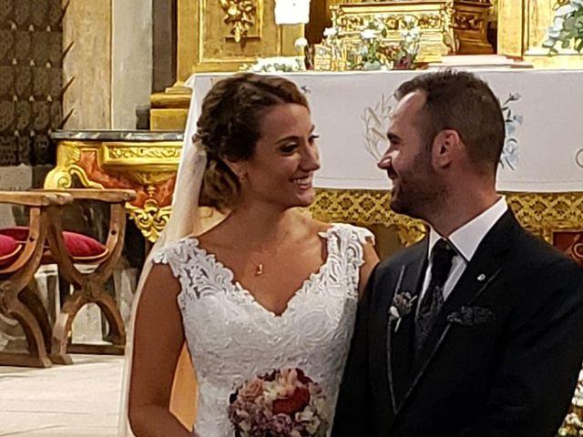 La boda de Sofia y Javier