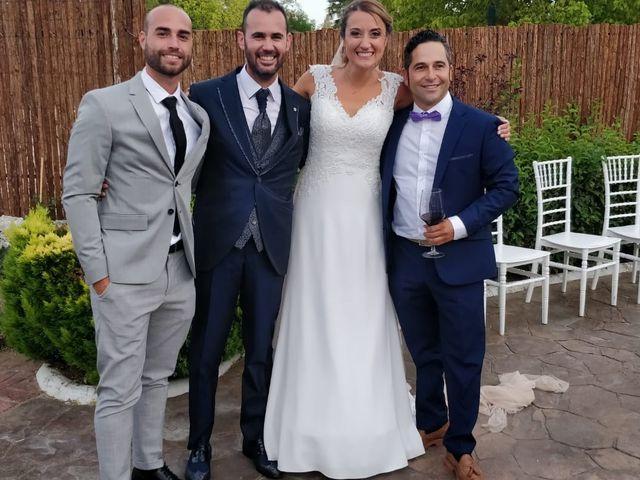 La boda de Javier y Sofia en Serradilla, Cáceres 2
