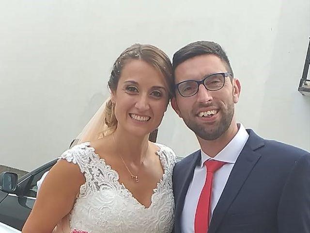La boda de Javier y Sofia en Serradilla, Cáceres 9