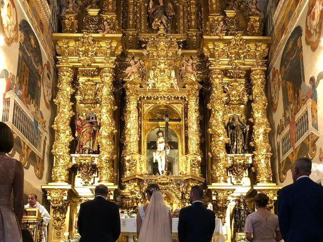 La boda de Javier y Sofia en Serradilla, Cáceres 12