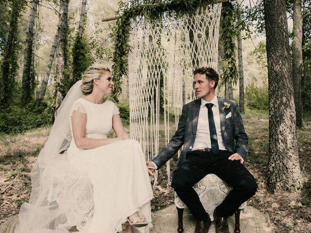 La boda de Leah y Chris en Barcelona, Barcelona 19