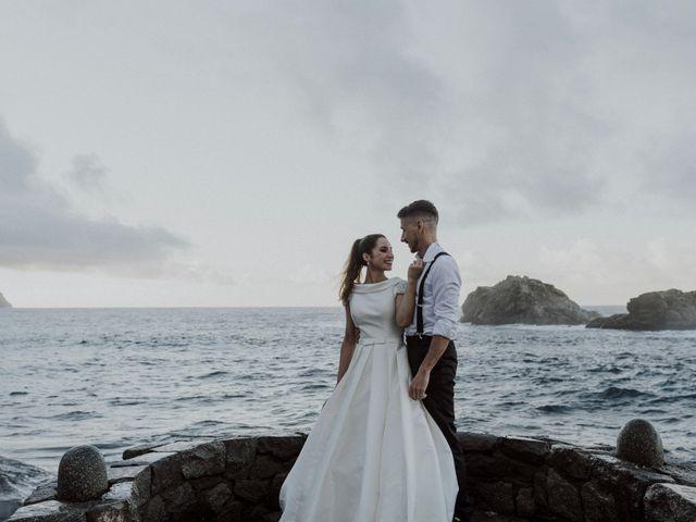 La boda de Noelia y Mika en San Cristóbal de La Laguna, Santa Cruz de Tenerife 19