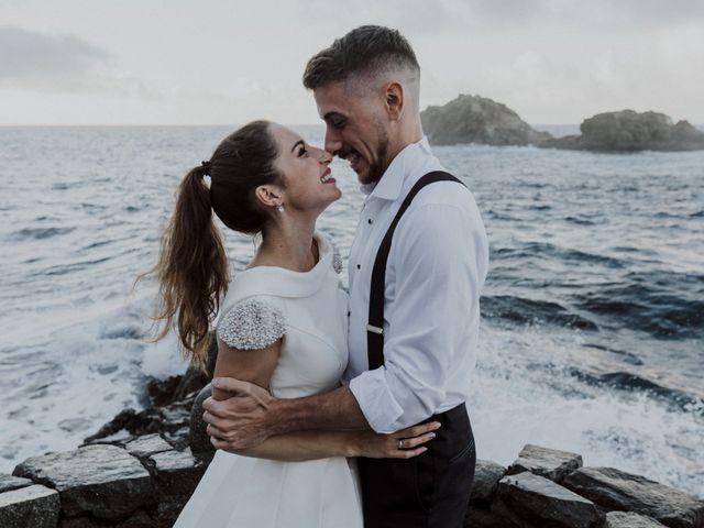 La boda de Noelia y Mika en San Cristóbal de La Laguna, Santa Cruz de Tenerife 20