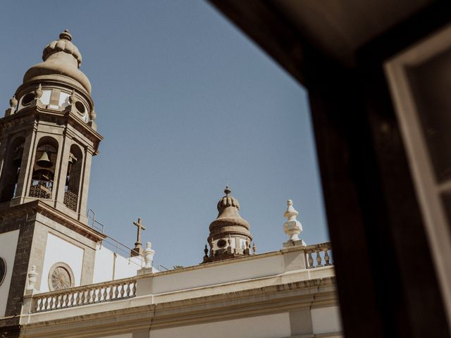 La boda de Noelia y Mika en San Cristóbal de La Laguna, Santa Cruz de Tenerife 26