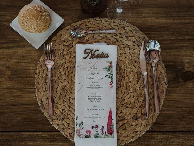 La boda de Noelia y Mika en San Cristóbal de La Laguna, Santa Cruz de Tenerife 35