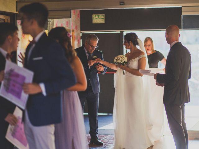 La boda de Cristóbal y Tania en Velez Malaga, Málaga 11