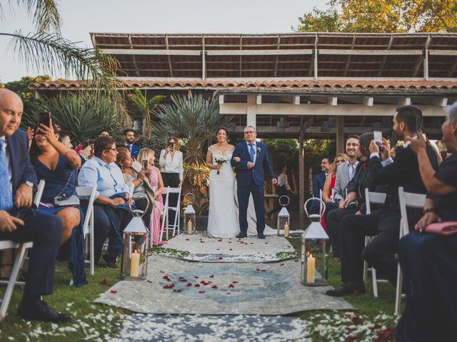 La boda de Cristóbal y Tania en Velez Malaga, Málaga 15