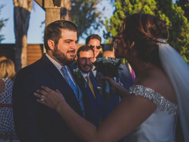 La boda de Cristóbal y Tania en Velez Malaga, Málaga 16