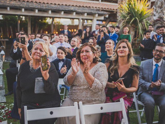 La boda de Cristóbal y Tania en Velez Malaga, Málaga 17