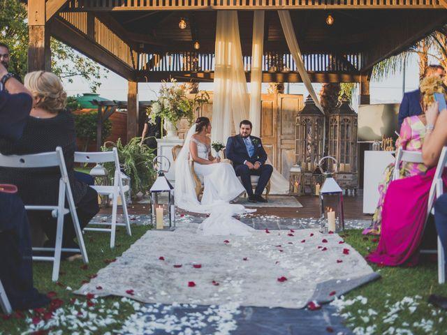 La boda de Cristóbal y Tania en Velez Malaga, Málaga 18