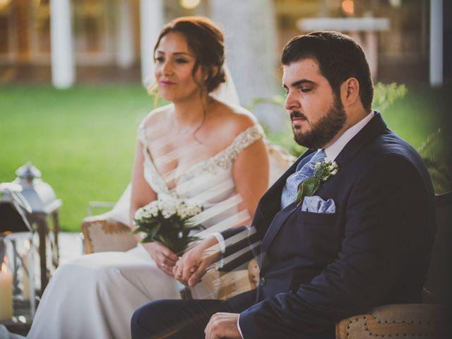 La boda de Cristóbal y Tania en Velez Malaga, Málaga 19