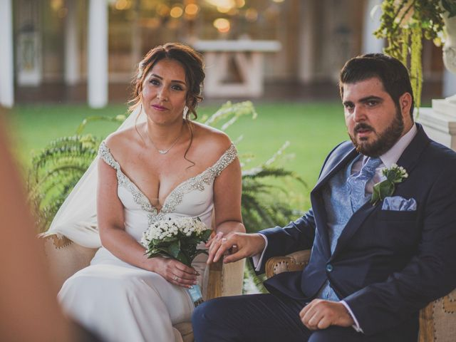 La boda de Cristóbal y Tania en Velez Malaga, Málaga 20