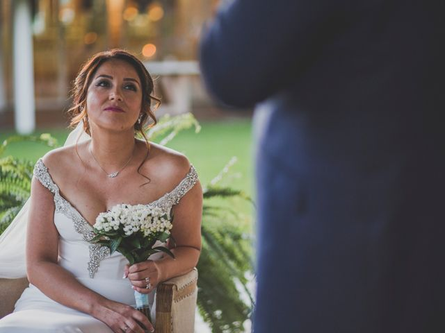 La boda de Cristóbal y Tania en Velez Malaga, Málaga 21