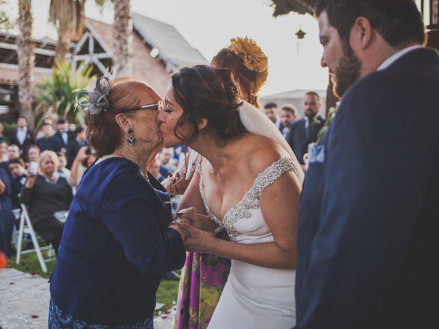 La boda de Cristóbal y Tania en Velez Malaga, Málaga 24