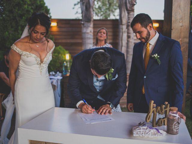 La boda de Cristóbal y Tania en Velez Malaga, Málaga 25