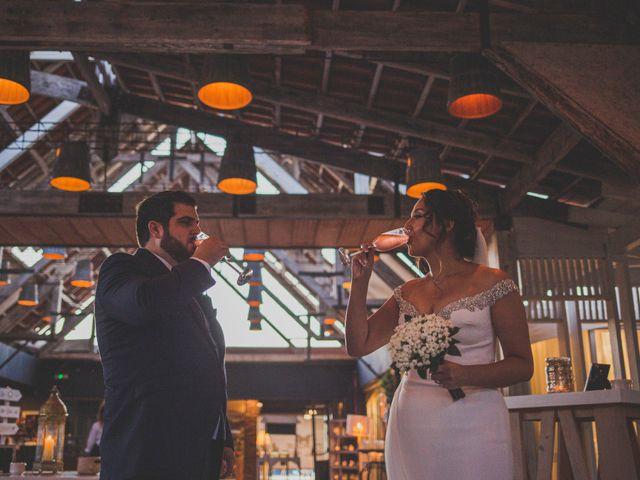 La boda de Cristóbal y Tania en Velez Malaga, Málaga 27