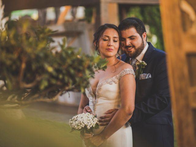 La boda de Cristóbal y Tania en Velez Malaga, Málaga 1