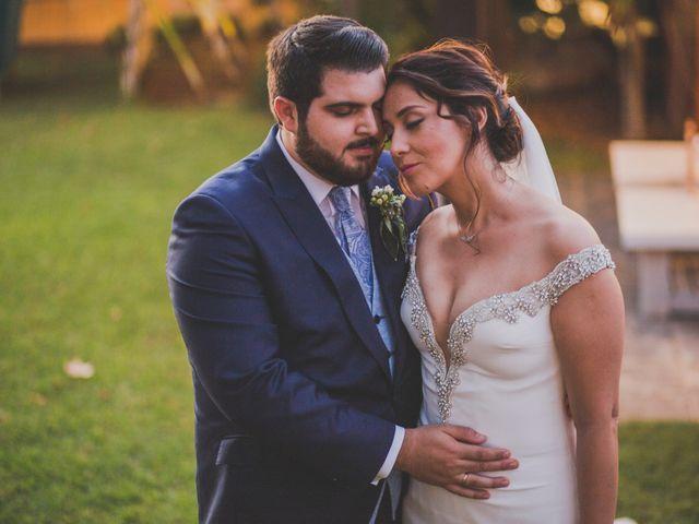 La boda de Cristóbal y Tania en Velez Malaga, Málaga 2