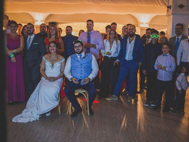 La boda de Cristóbal y Tania en Velez Malaga, Málaga 30