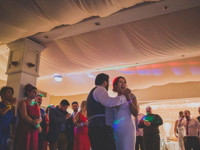 La boda de Cristóbal y Tania en Velez Malaga, Málaga 31