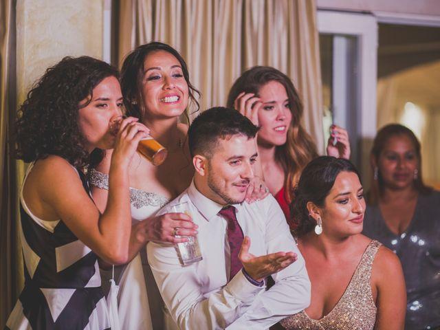 La boda de Cristóbal y Tania en Velez Malaga, Málaga 37