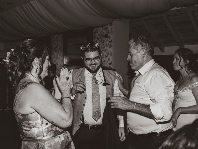 La boda de Cristóbal y Tania en Velez Malaga, Málaga 40