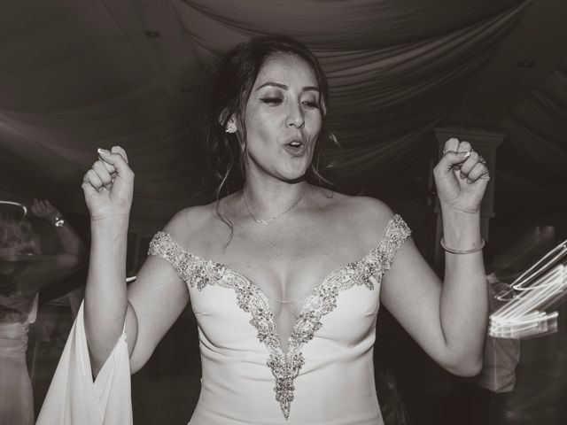 La boda de Cristóbal y Tania en Velez Malaga, Málaga 42