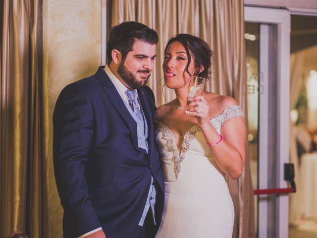 La boda de Cristóbal y Tania en Velez Malaga, Málaga 44
