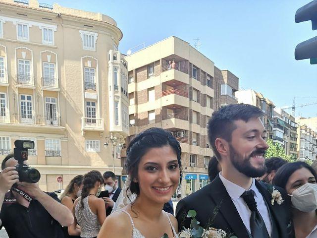 La boda de Michaël y Laura en Murcia, Murcia 6