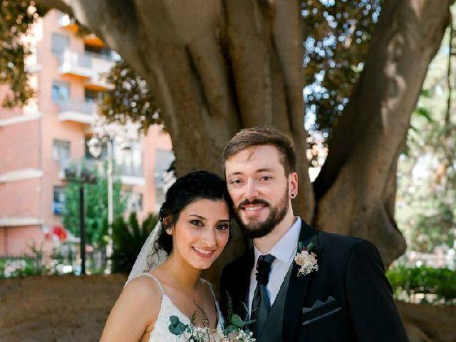 La boda de Michaël y Laura en Murcia, Murcia 7