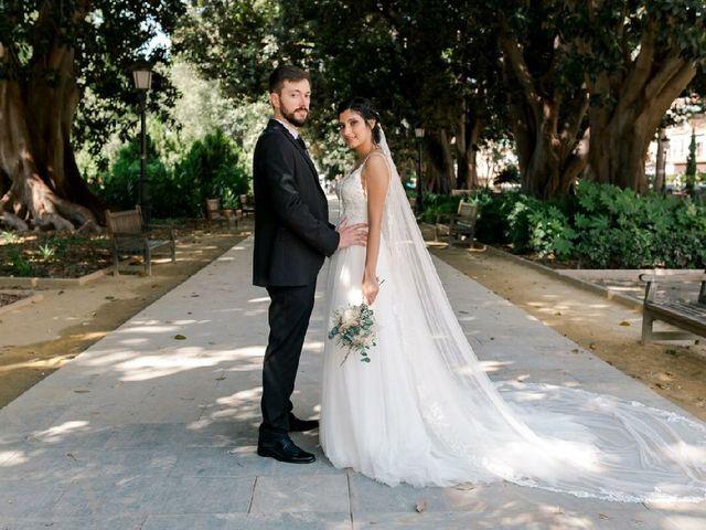 La boda de Laura y Michaël