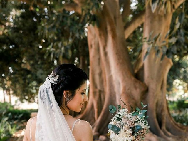 La boda de Michaël y Laura en Murcia, Murcia 1