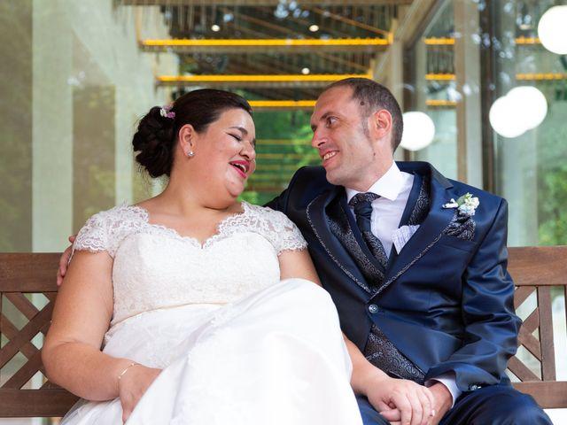 La boda de Nohelia y Dani