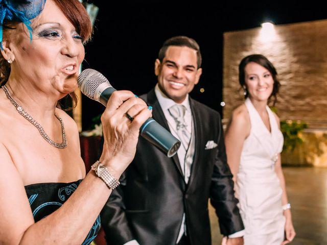 La boda de William y Érika en Alginet, Valencia 33