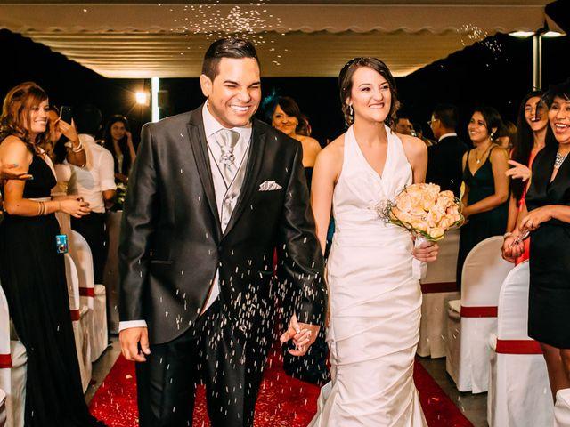 La boda de William y Érika en Alginet, Valencia 35