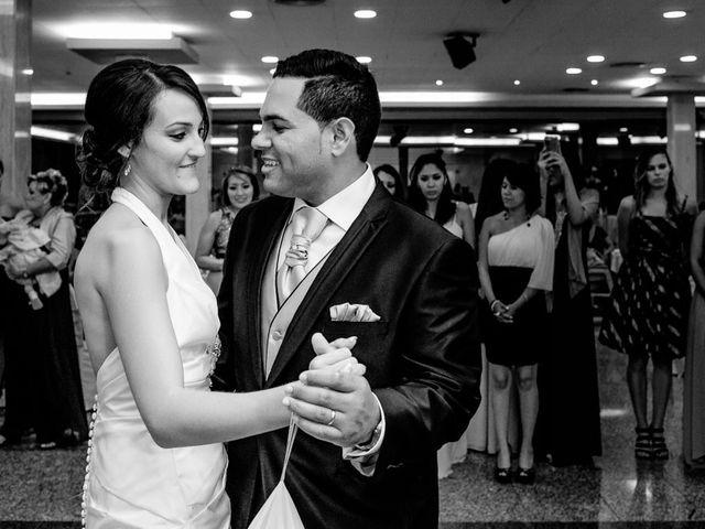 La boda de William y Érika en Alginet, Valencia 43