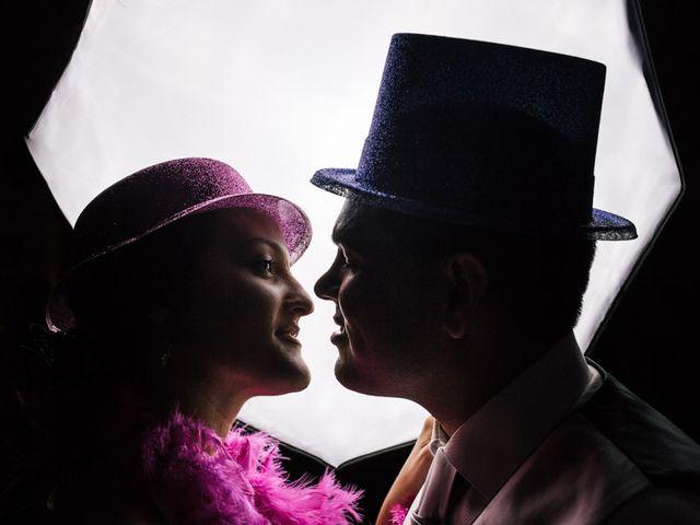 La boda de William y Érika en Alginet, Valencia 45