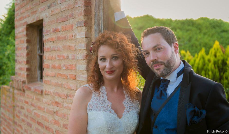 La boda de Abel y Mónica en Olmedo, Valladolid