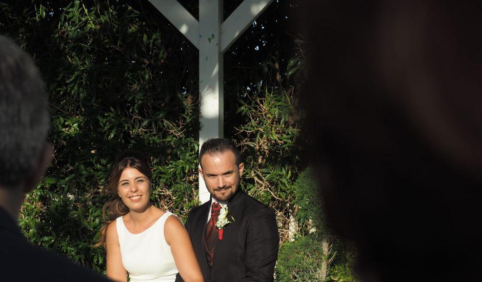 La boda de Tony y Laura en Cambrils, Tarragona