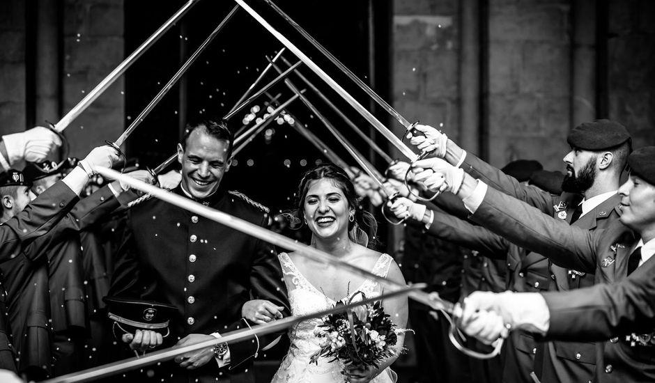 La boda de David y Ainhoa en Jaca, Huesca