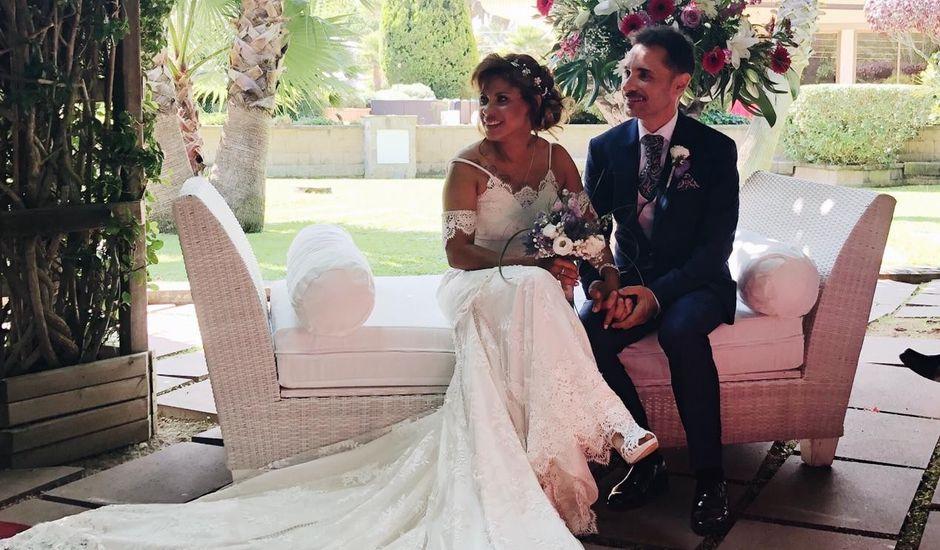 La boda de Dennys y Carlos en Sant Vicenç De Montalt, Barcelona