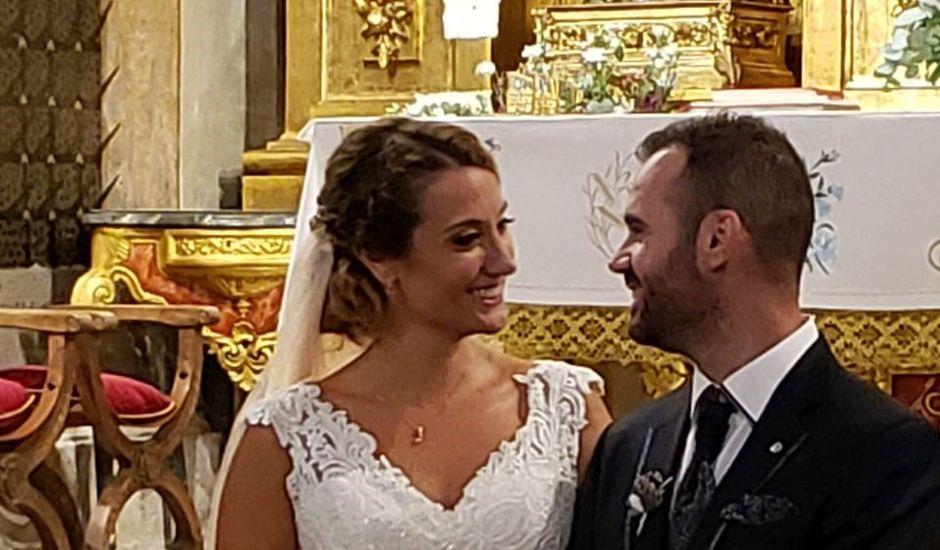 La boda de Javier y Sofia en Serradilla, Cáceres
