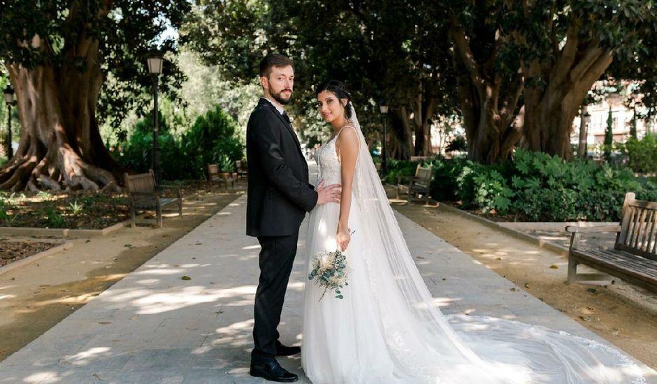 La boda de Michaël y Laura en Murcia, Murcia