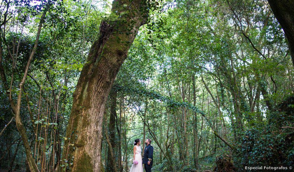La boda de Diego y Patricia en Escalante, Cantabria