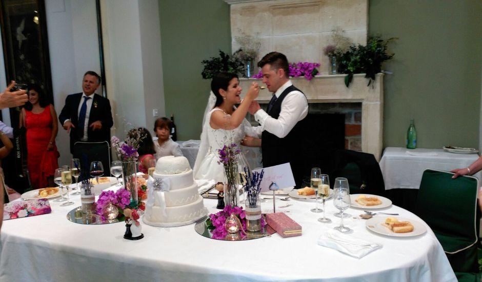 La boda de Javier y Patricia en Zierbena, Vizcaya