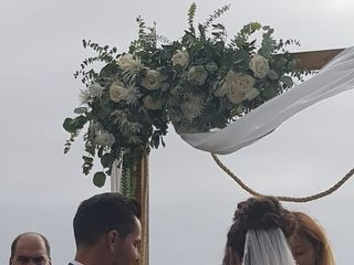 La boda de Abigail y Josué 3