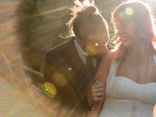 La boda de Sara y Javi