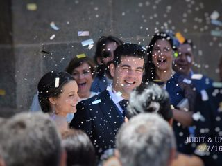 La boda de Judit y Unai