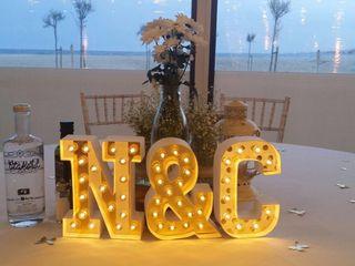 La boda de Natalia y Carlos 1